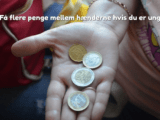 Få flere penge mellem hænderne hvis du er ung