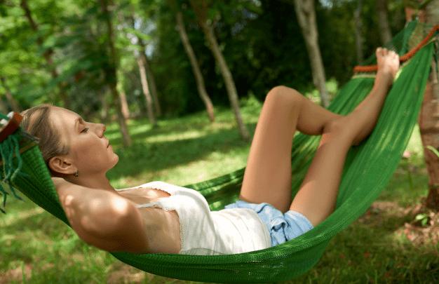 Sådan kan du få en hængekøje til hjemmet